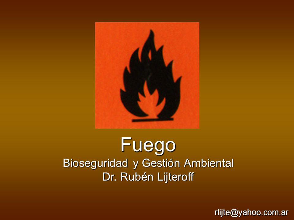 Bioseguridad y Gestión Ambiental