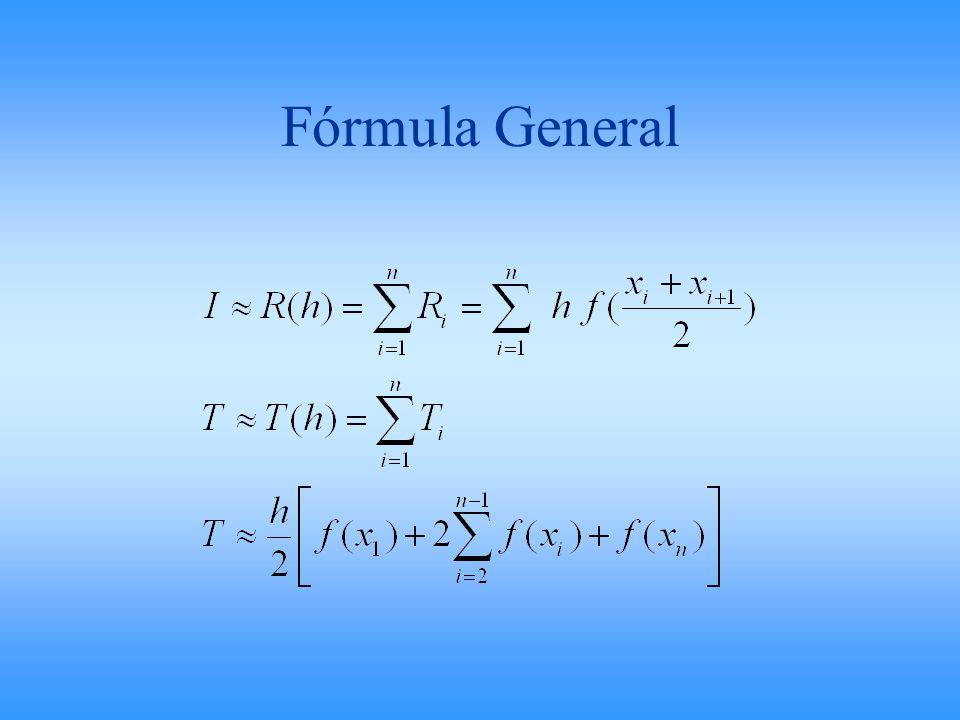 Fórmula General