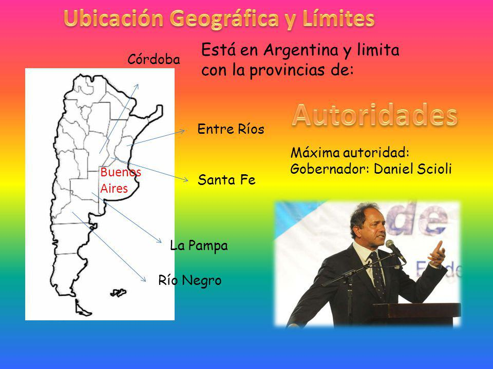 Ubicación Geográfica y Límites