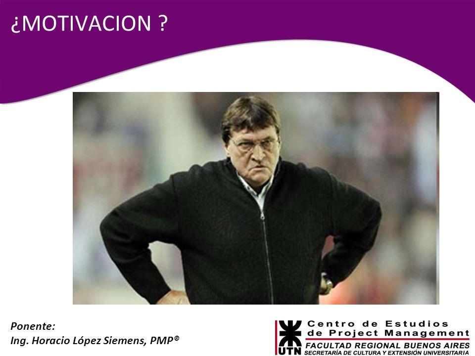 ¿MOTIVACION
