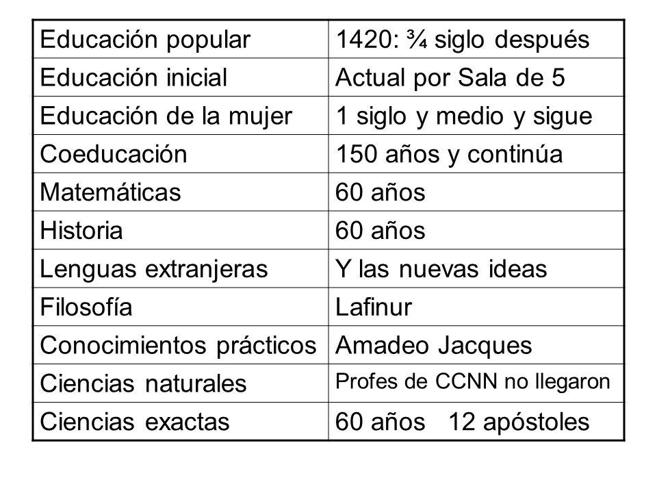 Conocimientos prácticos Amadeo Jacques Ciencias naturales