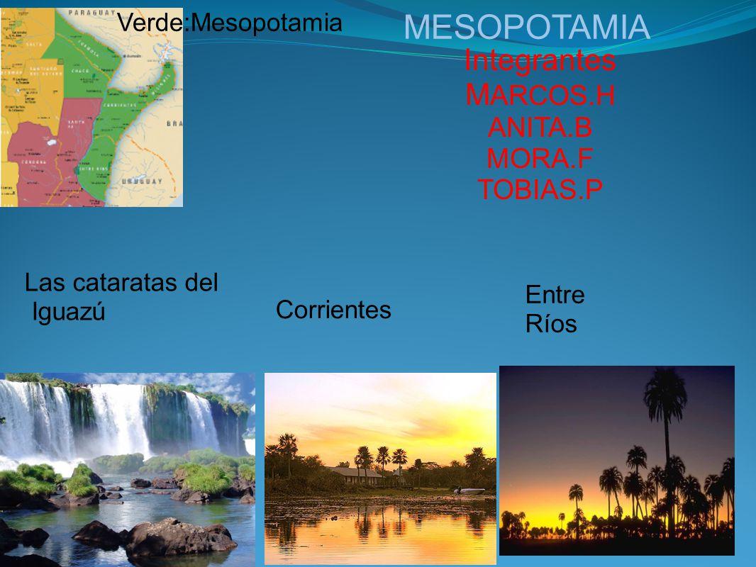 MESOPOTAMIA Integrantes MARCOS.H ANITA.B MORA.F TOBIAS.P
