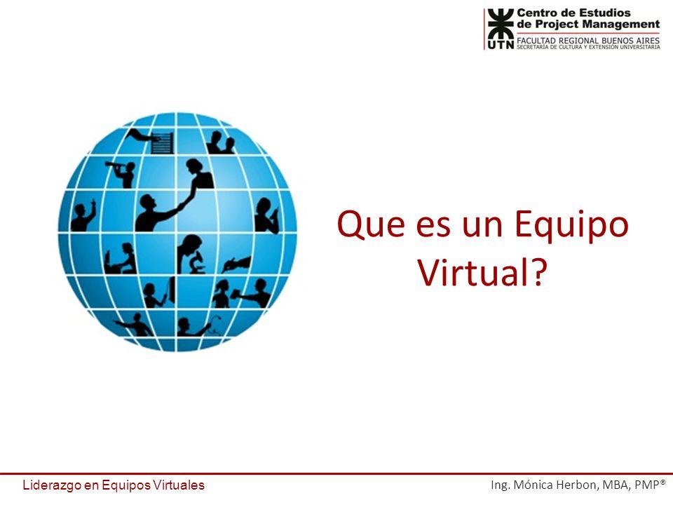 Que es un Equipo Virtual