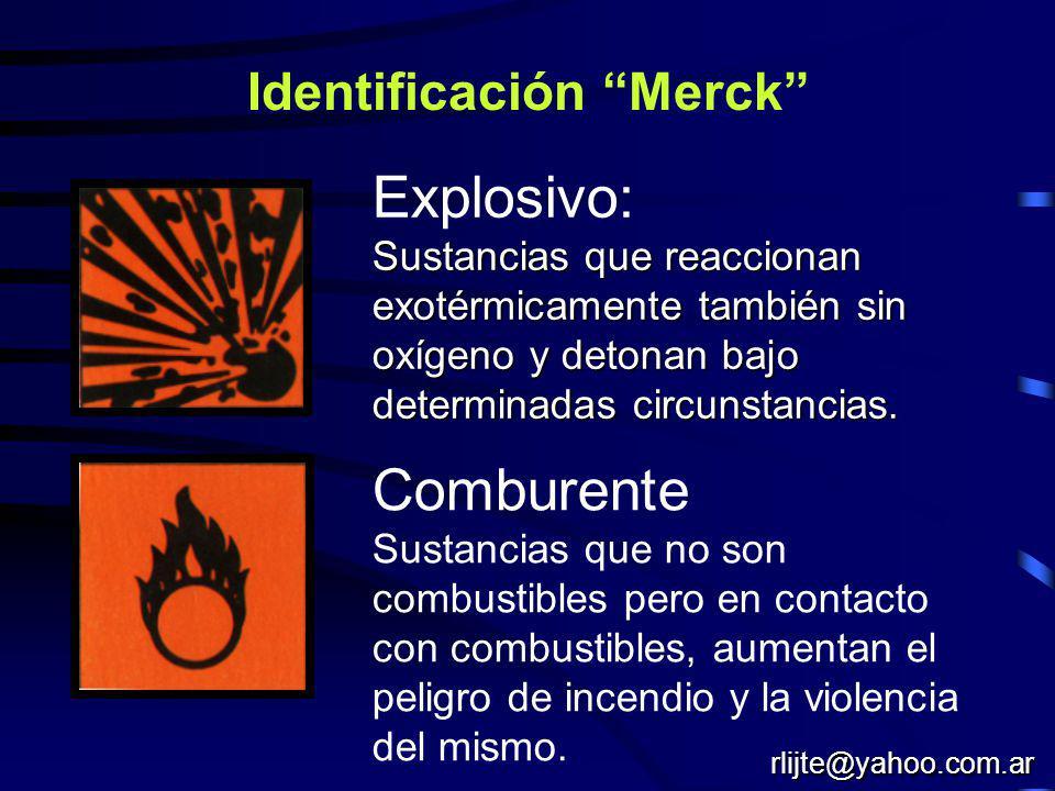 Identificación Merck