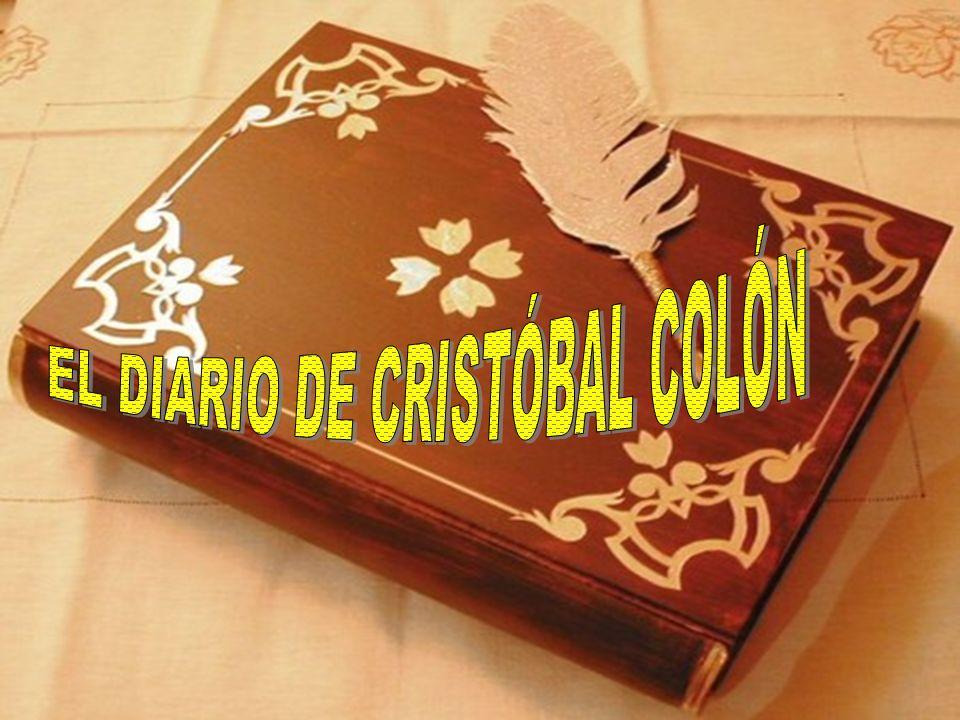 EL DIARIO DE CRISTÓBAL COLÓN