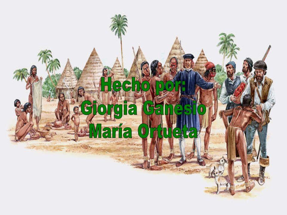 Hecho por: Giorgia Ganesio María Ortueta