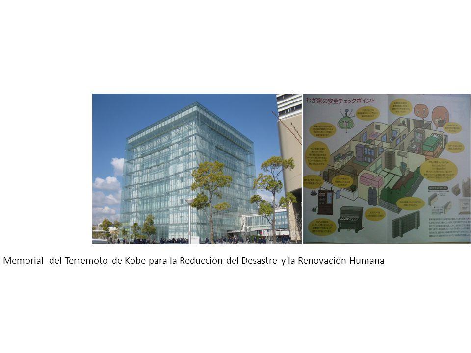 Memorial del Terremoto de Kobe para la Reducción del Desastre y la Renovación Humana