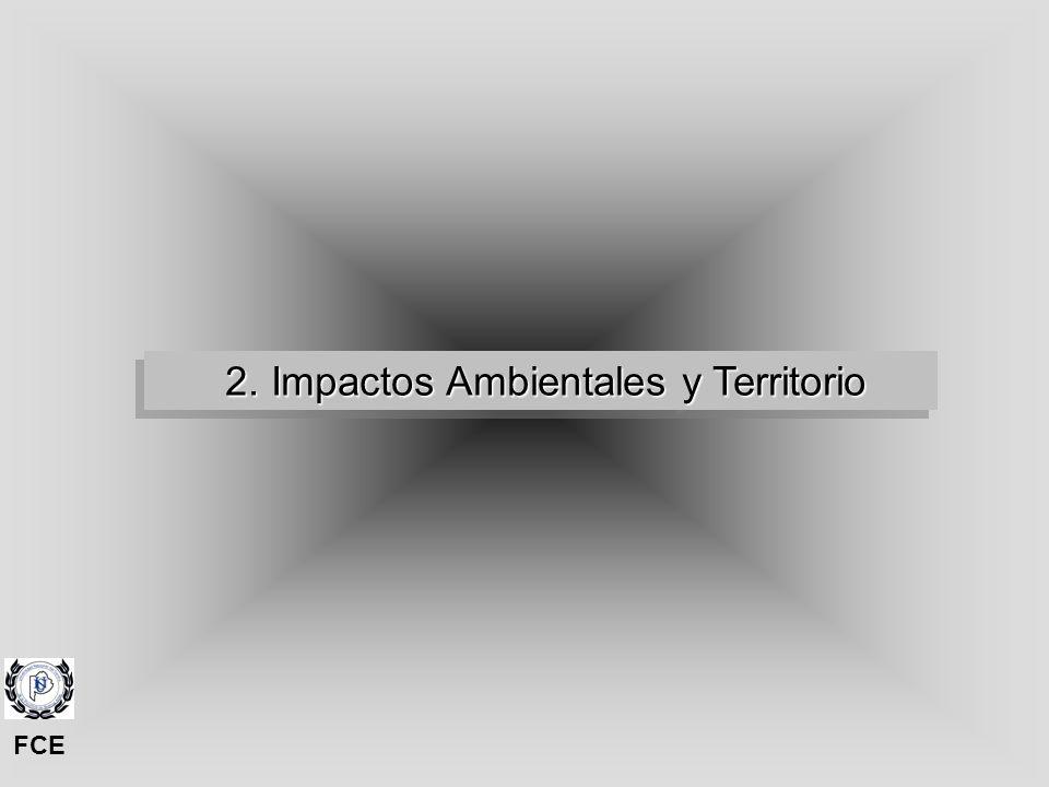 2. Impactos Ambientales y Territorio