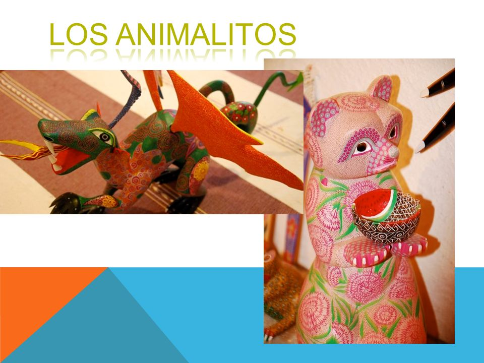 LOS ANIMALITOS