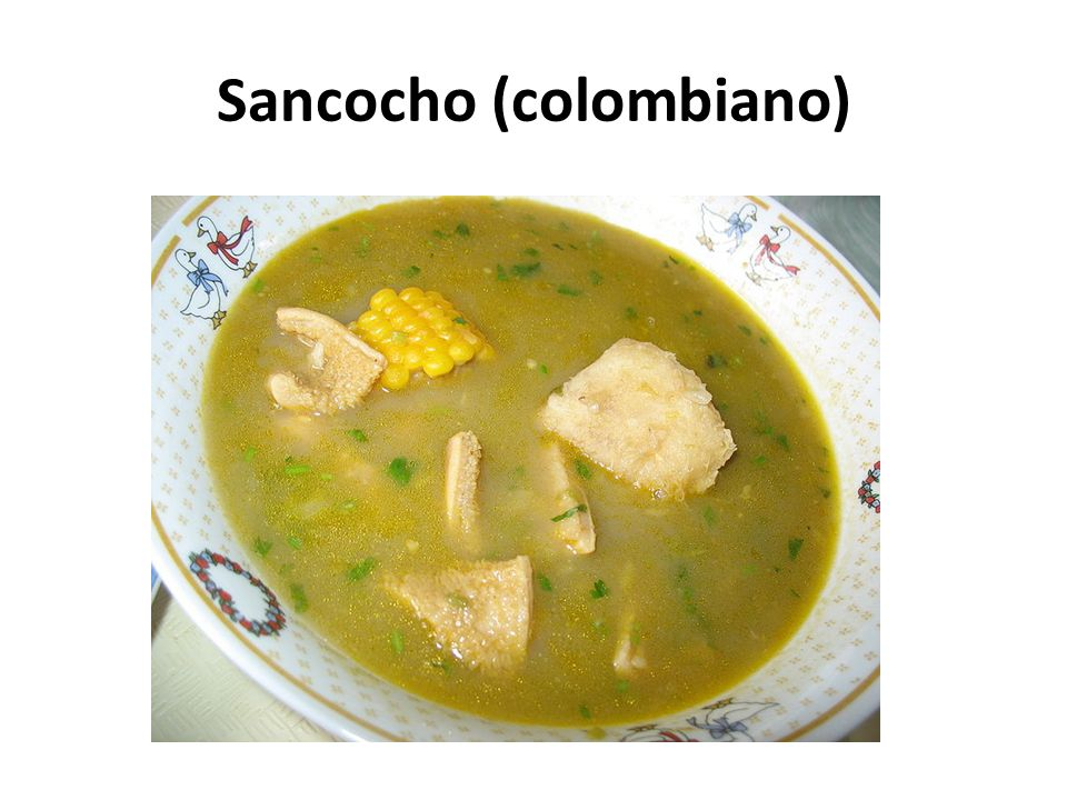 Sancocho (colombiano)