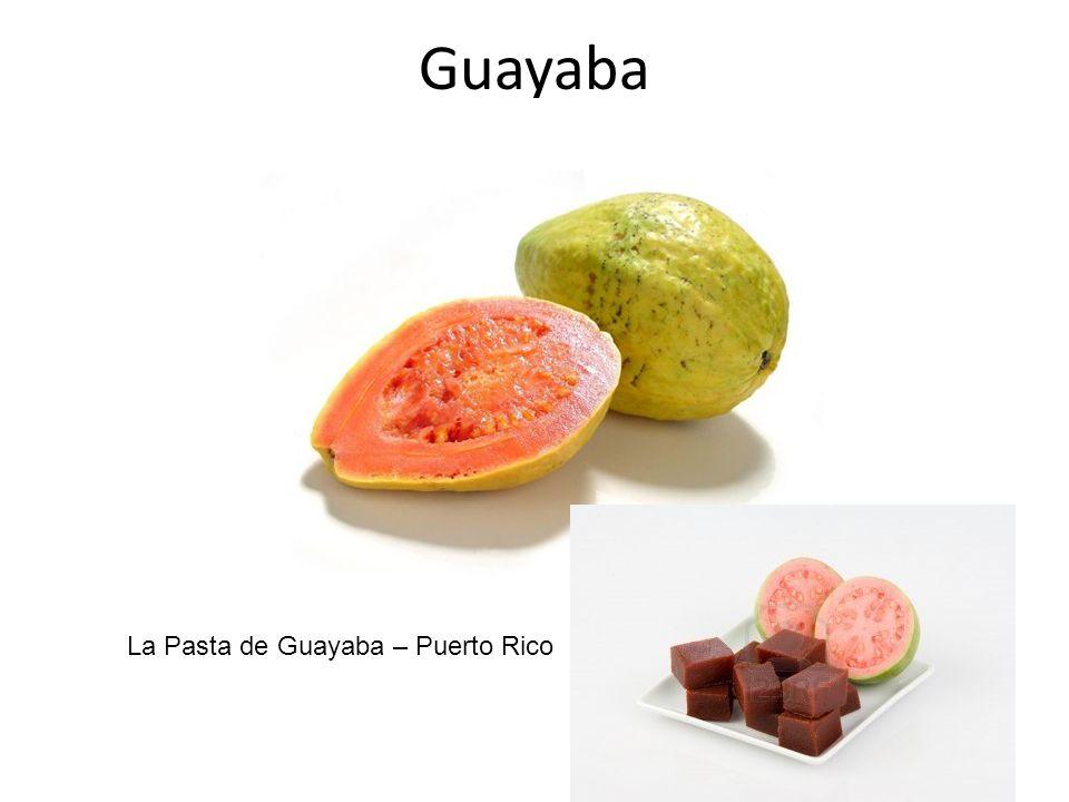 Guayaba La Pasta de Guayaba – Puerto Rico