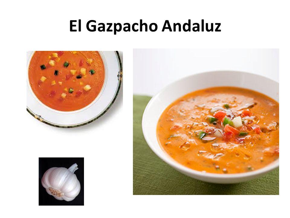 El Gazpacho Andaluz
