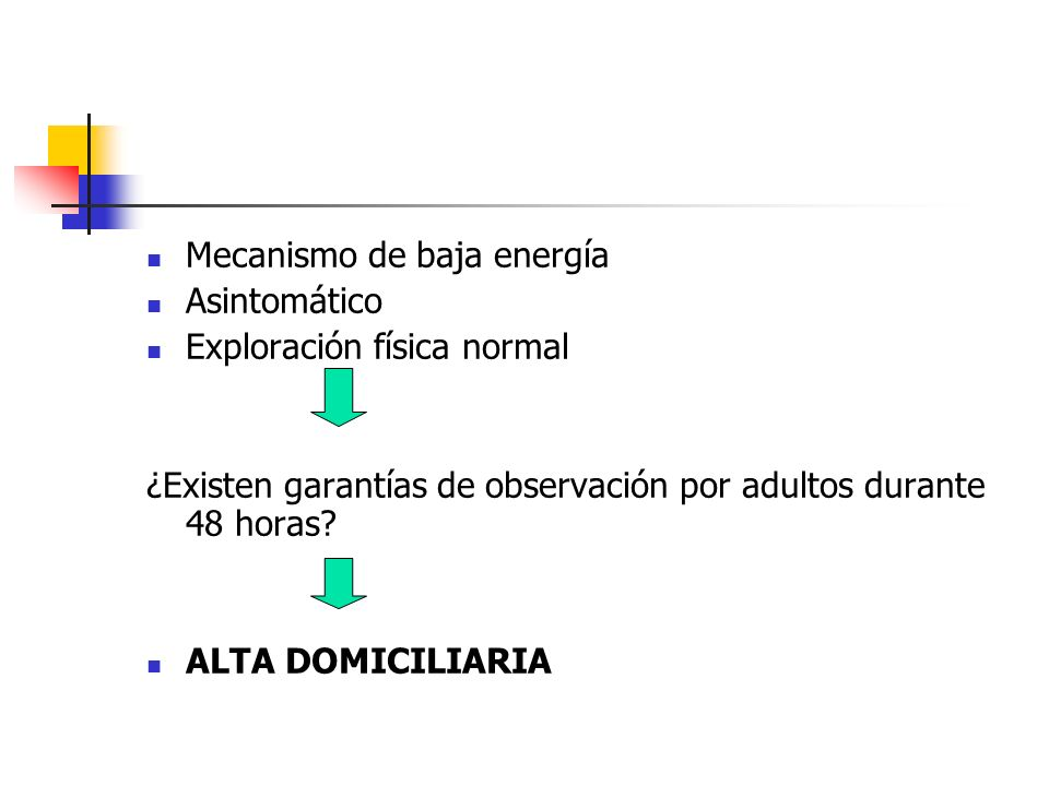 Mecanismo de baja energía