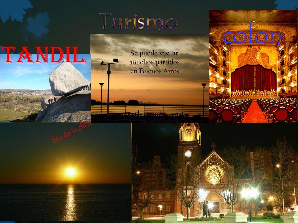 colon tandil Turismo Se puede visitar muchos partidos en Buenos Aires