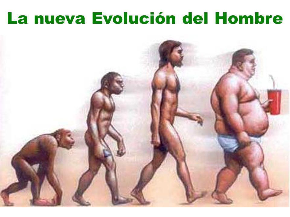 La nueva Evolución del Hombre