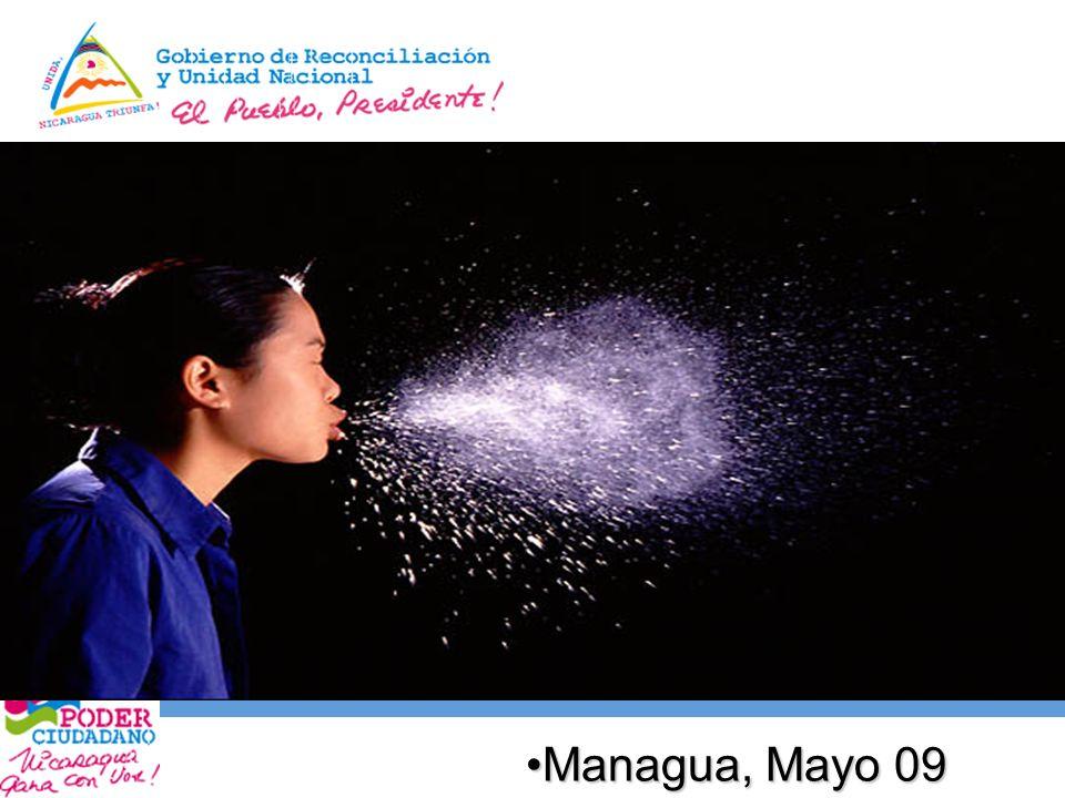 Influenza Porcina (Gripe Porcina A/H1 N1) Managua, Mayo 09