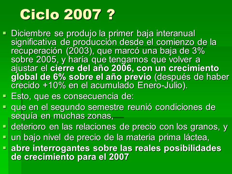 Ciclo 2007