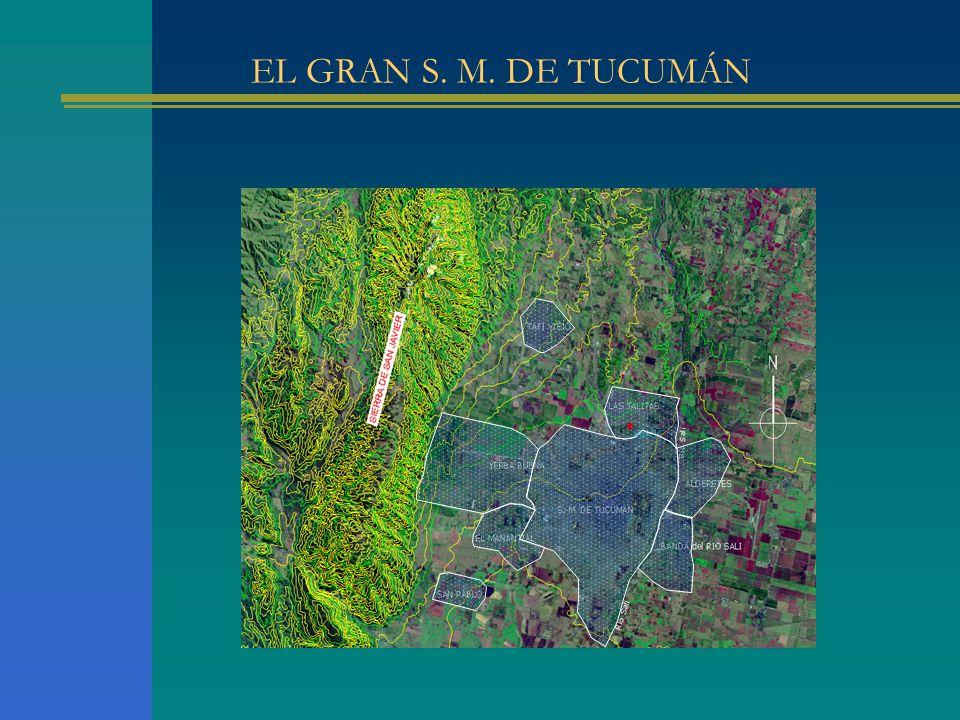 EL GRAN S. M. DE TUCUMÁN