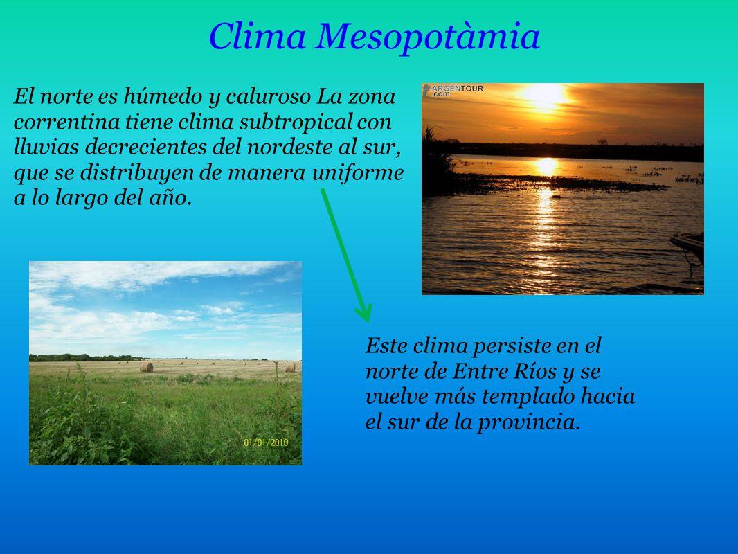 Clima Mesopotàmia