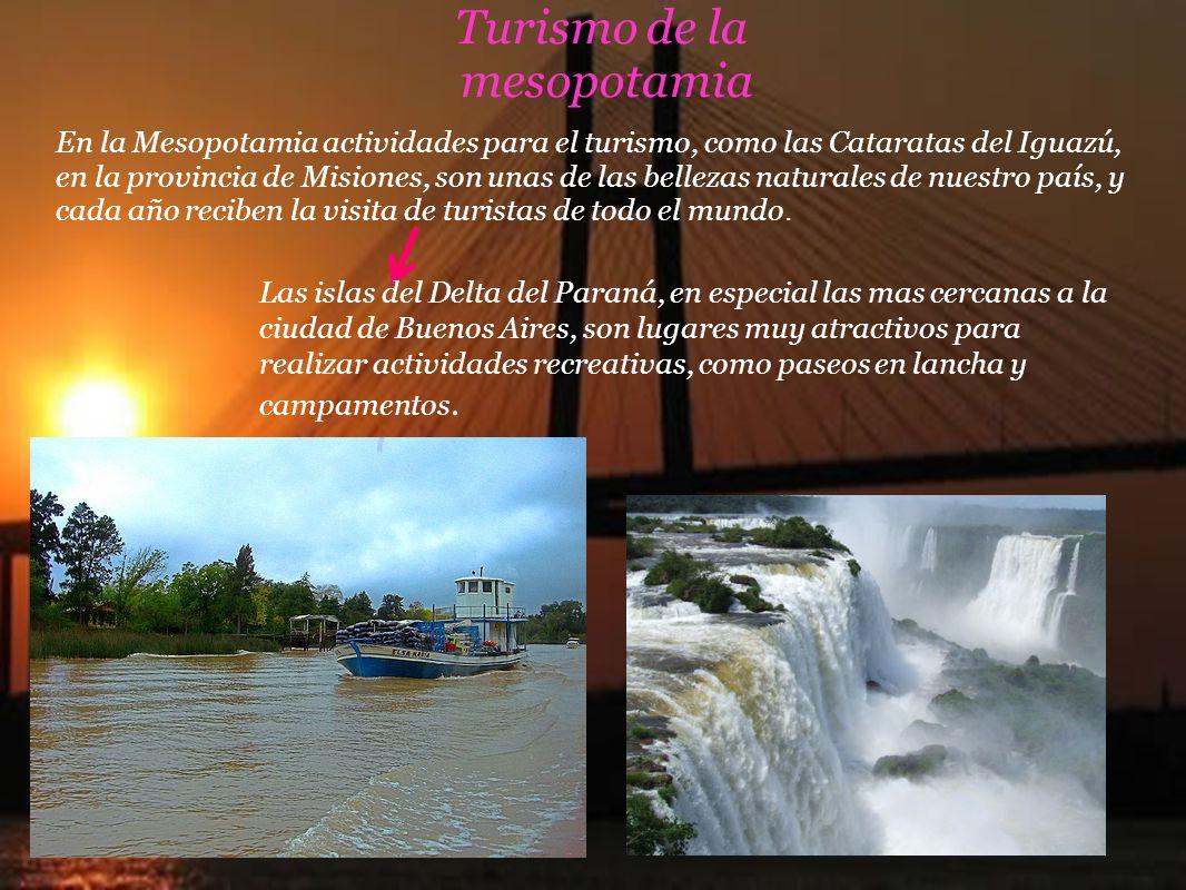 Turismo de la mesopotamia