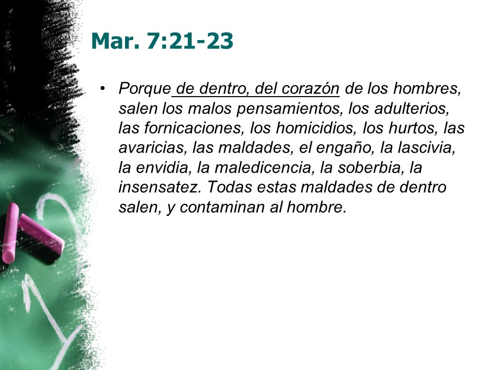 Mar. 7:21-23