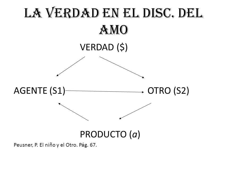 La verdad en el Disc. del amo