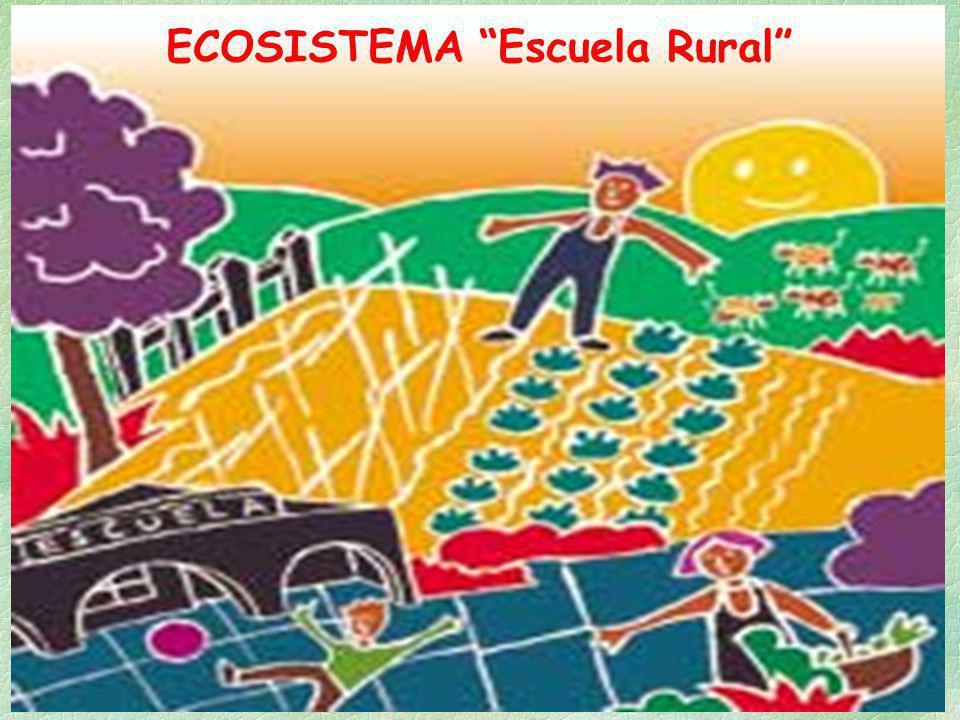 ECOSISTEMA Escuela Rural