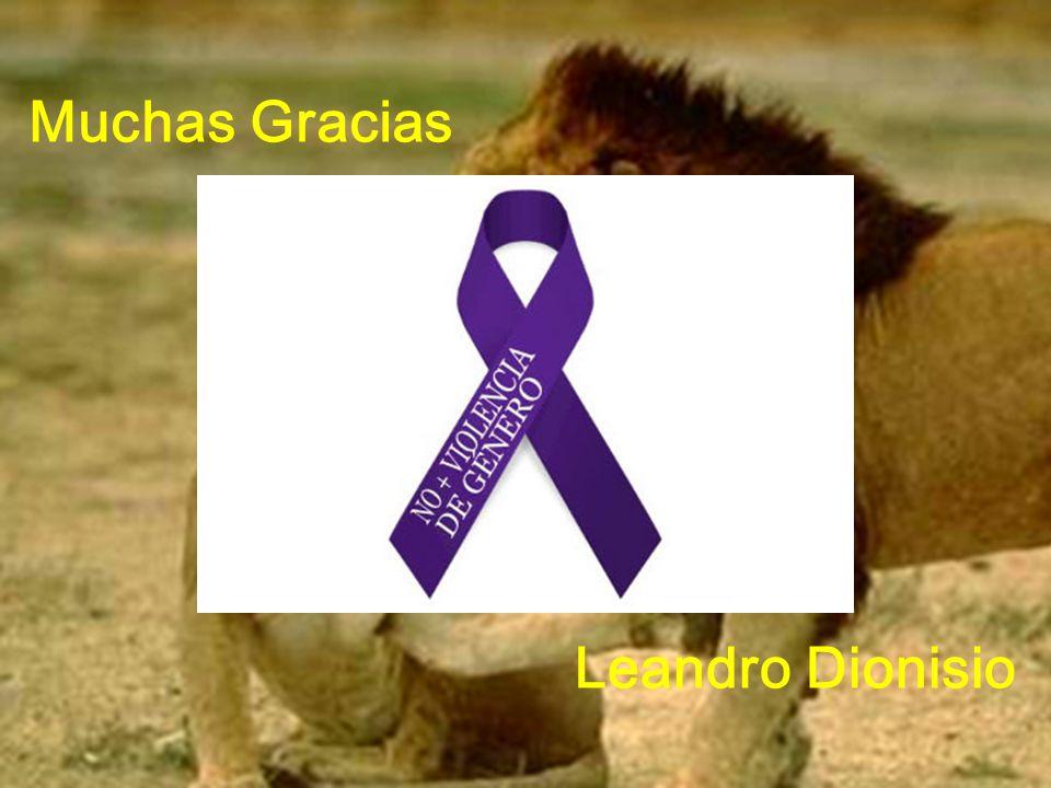 Muchas Gracias Leandro Dionisio