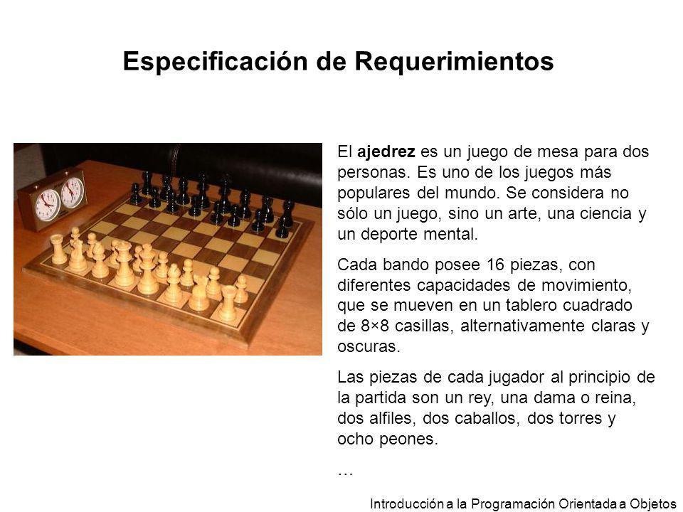 Especificación de Requerimientos