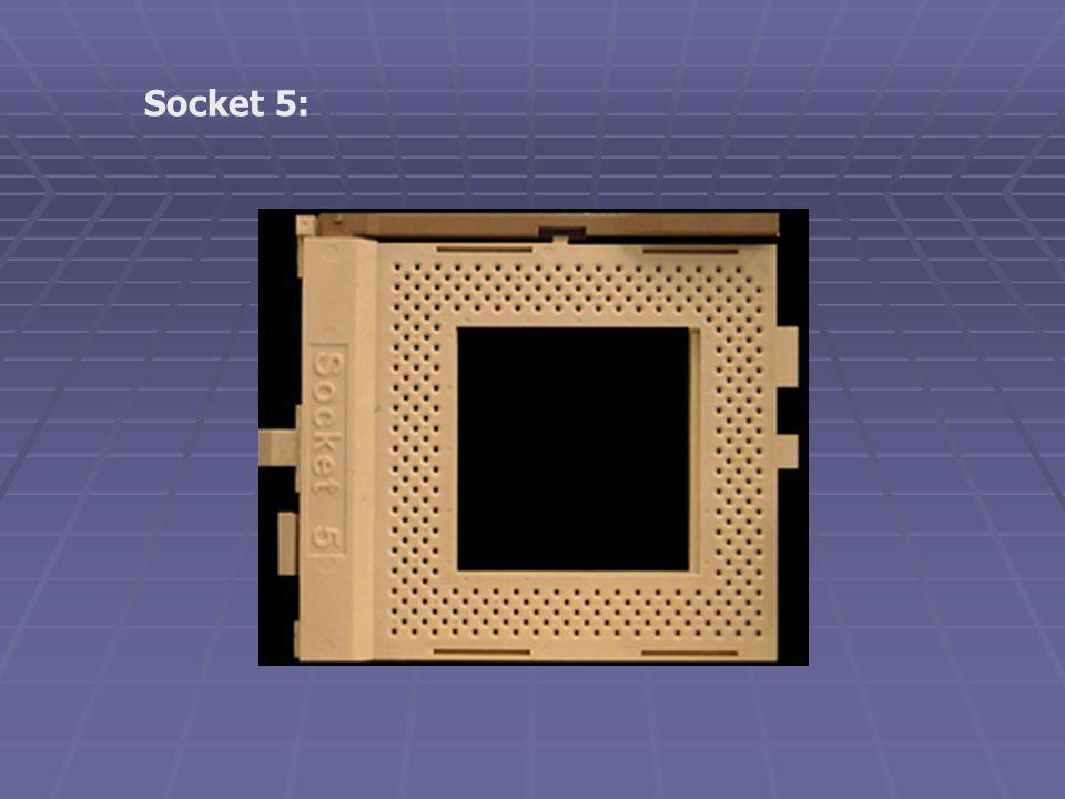 Socket 5: