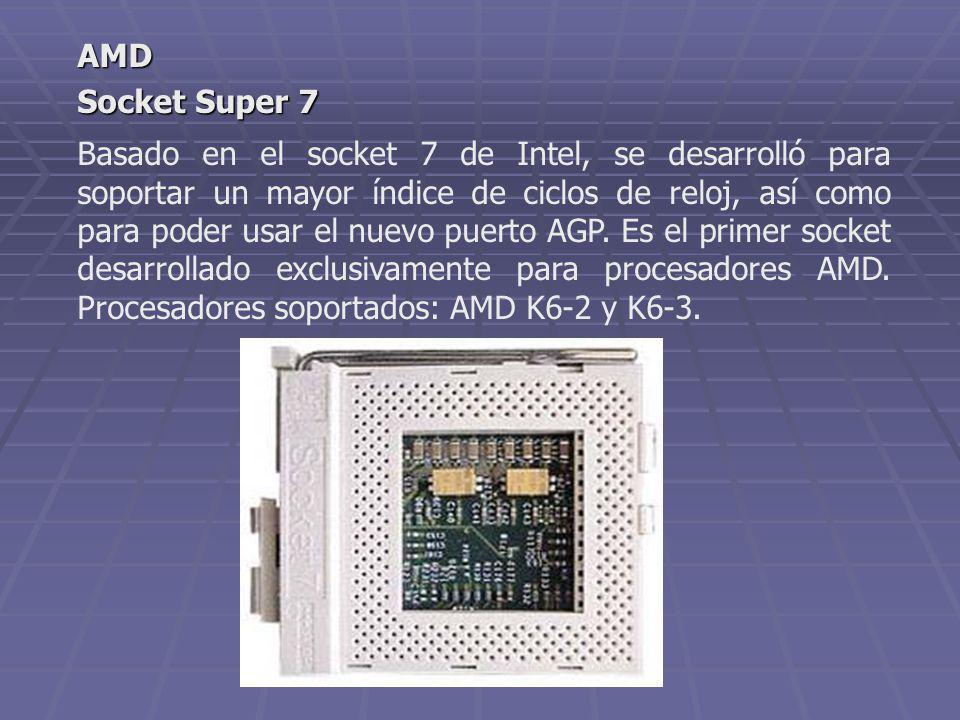 AMD Socket Super 7.