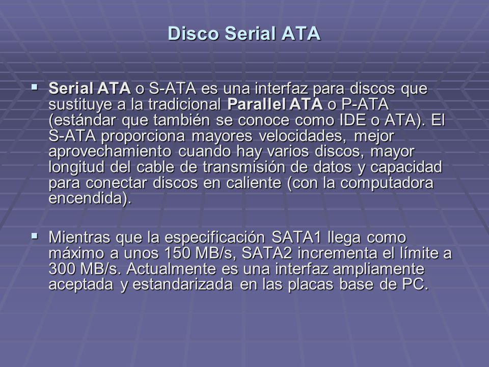 Disco Serial ATA