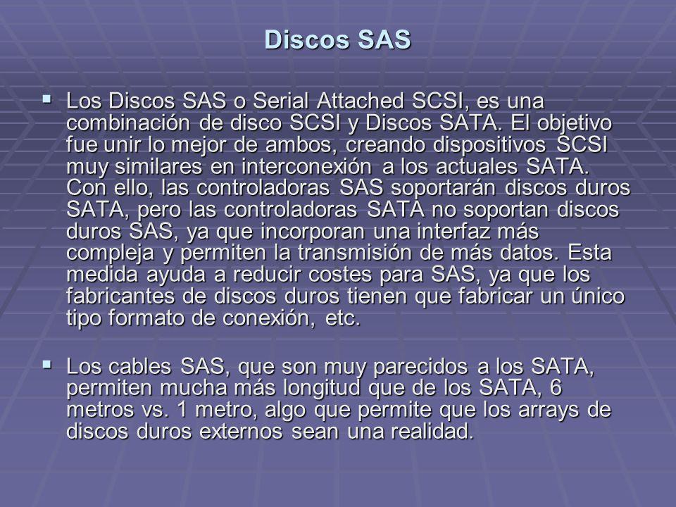 Discos SAS