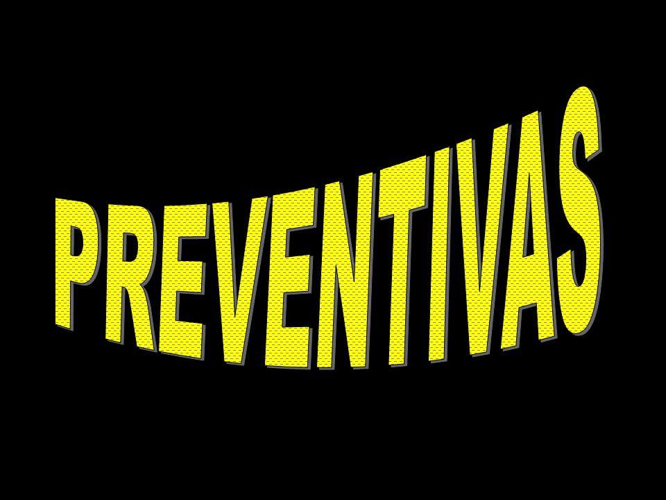 PREVENTIVAS
