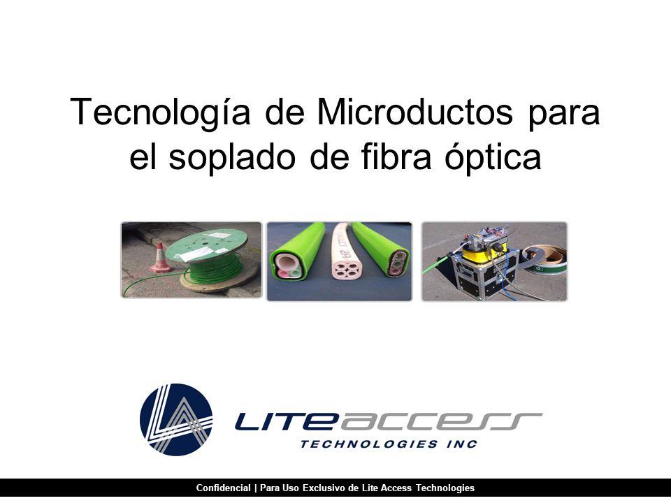 Tecnología de Microductos para el soplado de fibra óptica