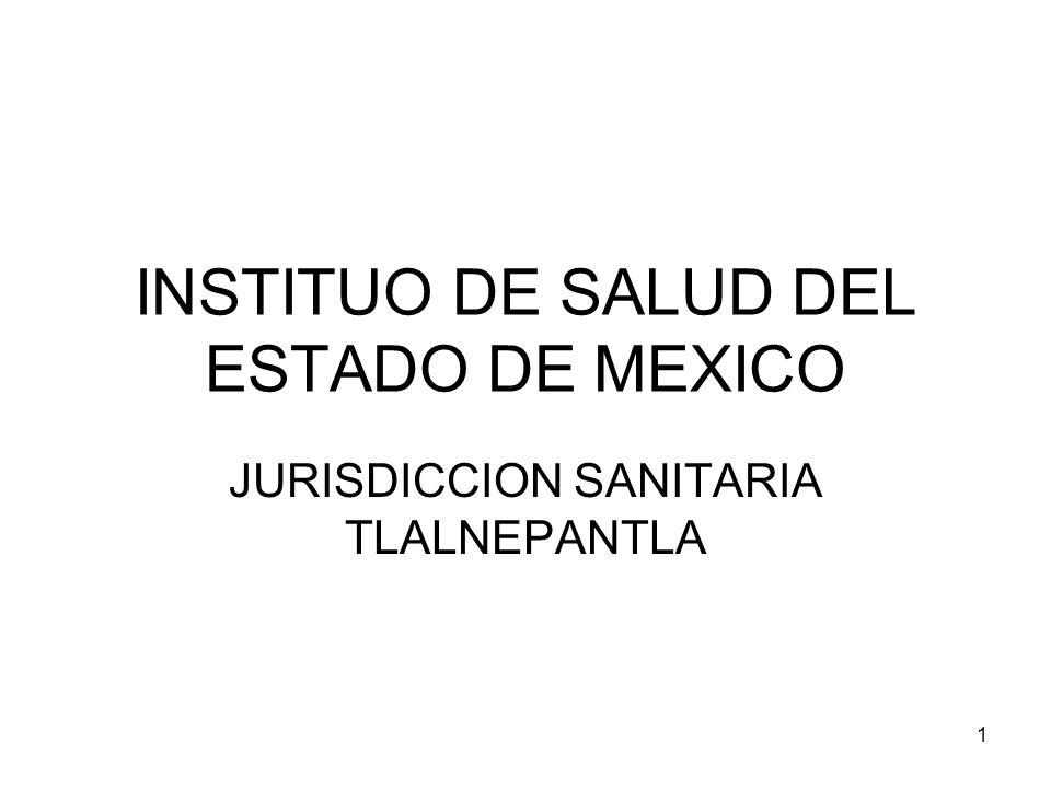 INSTITUO DE SALUD DEL ESTADO DE MEXICO