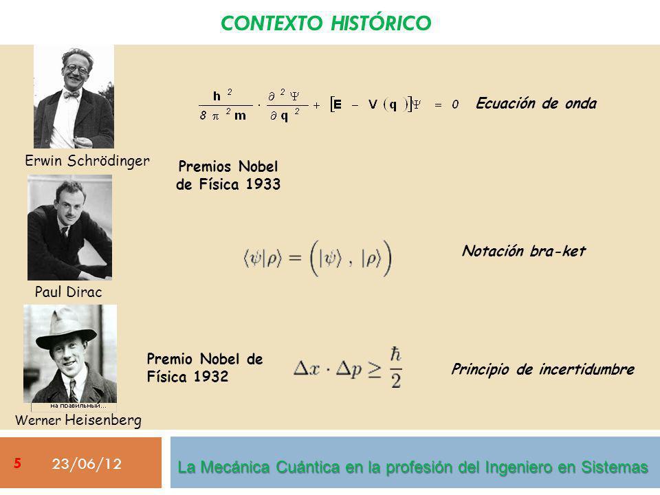 Premios Nobel de Física 1933