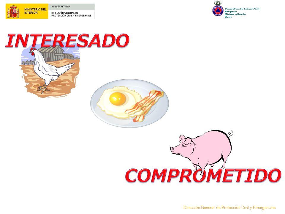 INTERESADO COMPROMETIDO