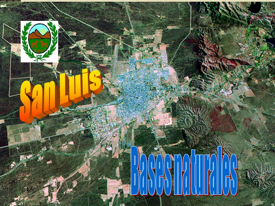 San Luis Bases naturales