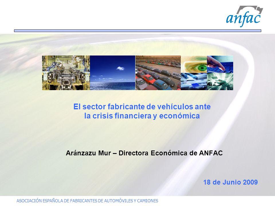 El sector fabricante de vehículos ante