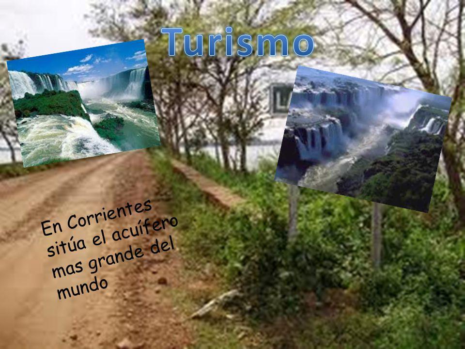 Turismo En Corrientes sitúa el acuífero mas grande del mundo
