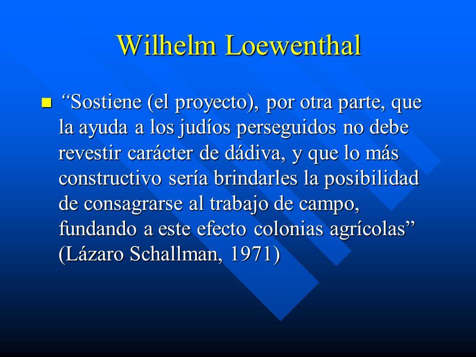 Wilhelm Loewenthal