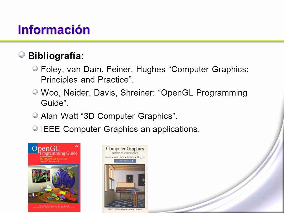 Información Bibliografía: