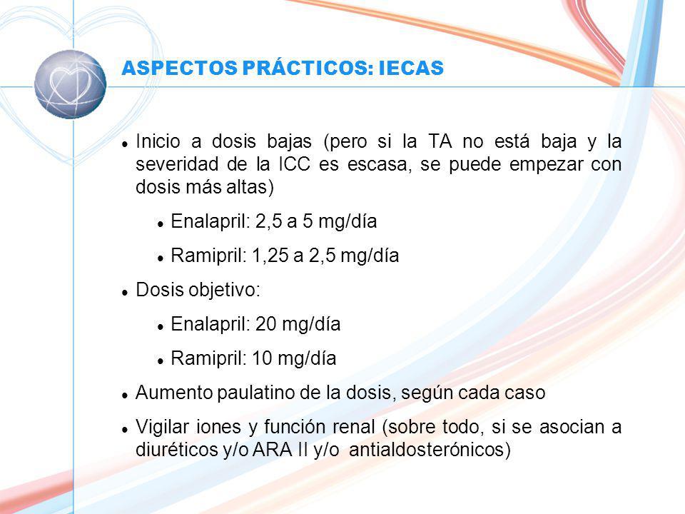 ASPECTOS PRÁCTICOS: IECAS
