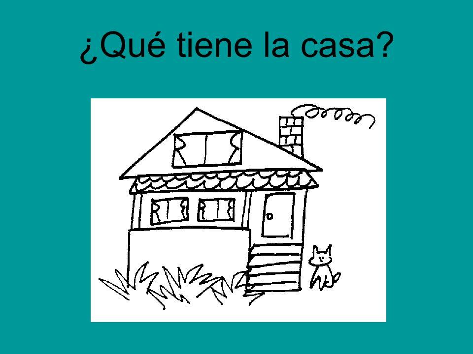 ¿Qué tiene la casa