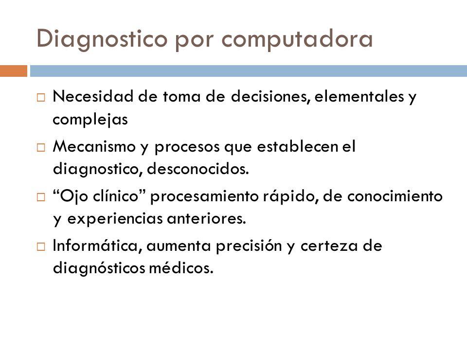 Diagnostico por computadora