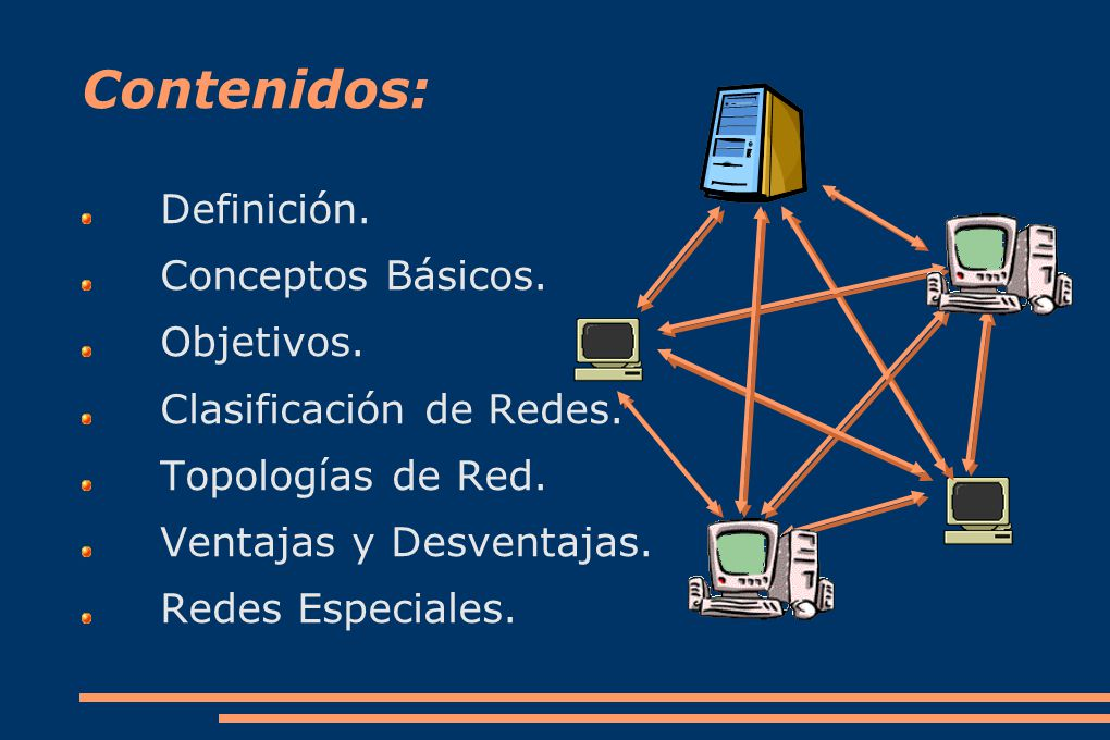 Contenidos: Definición. Conceptos Básicos. Objetivos.