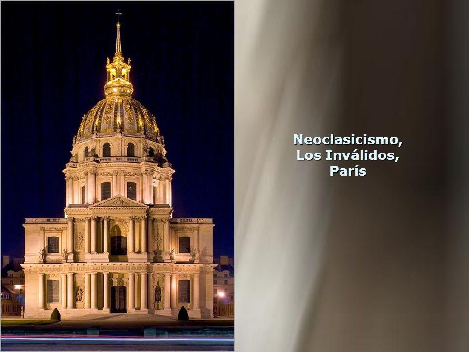 Neoclasicismo, Los Inválidos, París