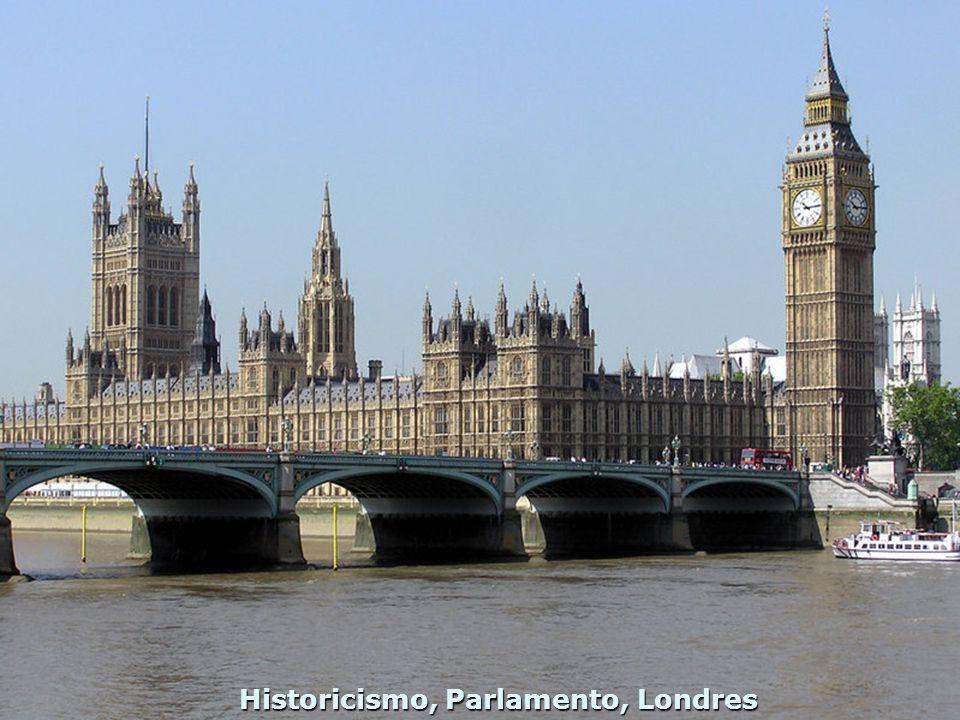 Historicismo, Parlamento, Londres