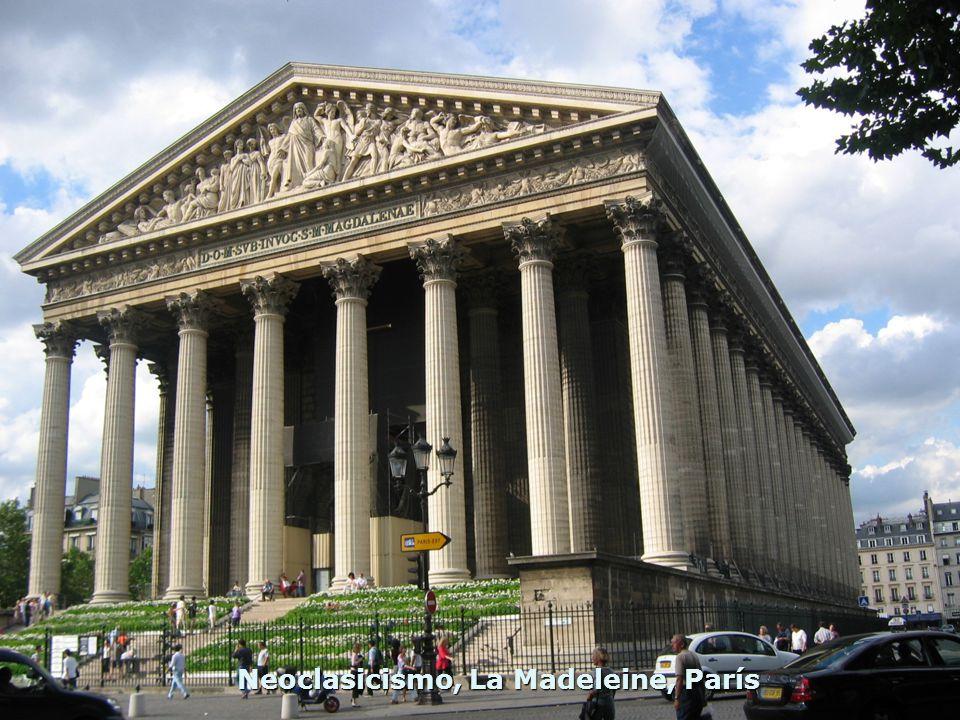 Neoclasicismo, La Madeleine, París